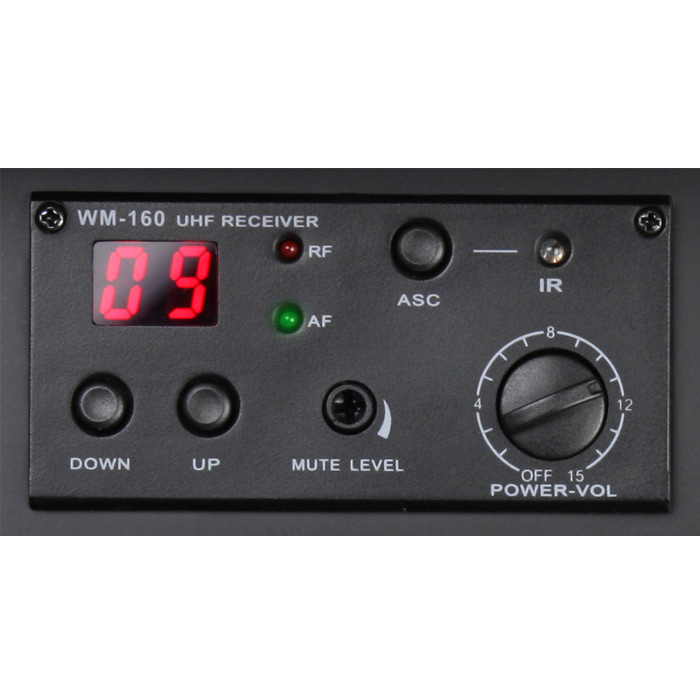 LD Systems LD Systems RM102R - UHF Receiver Module for Roadman and Roadboy