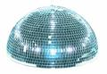 Зеркальные шары Eurolite Half mirror ball 20cm with safety motor