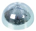 Зеркальные шары Eurolite Half mirror ball 40cm with safety-motor