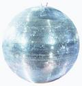 Зеркальные шары Eurolite Mirror ball 100cm with safety eyelet