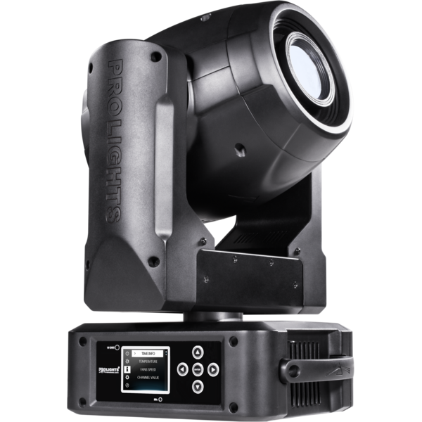 Moving Head Spot LED Pro-lights CRYSTAL